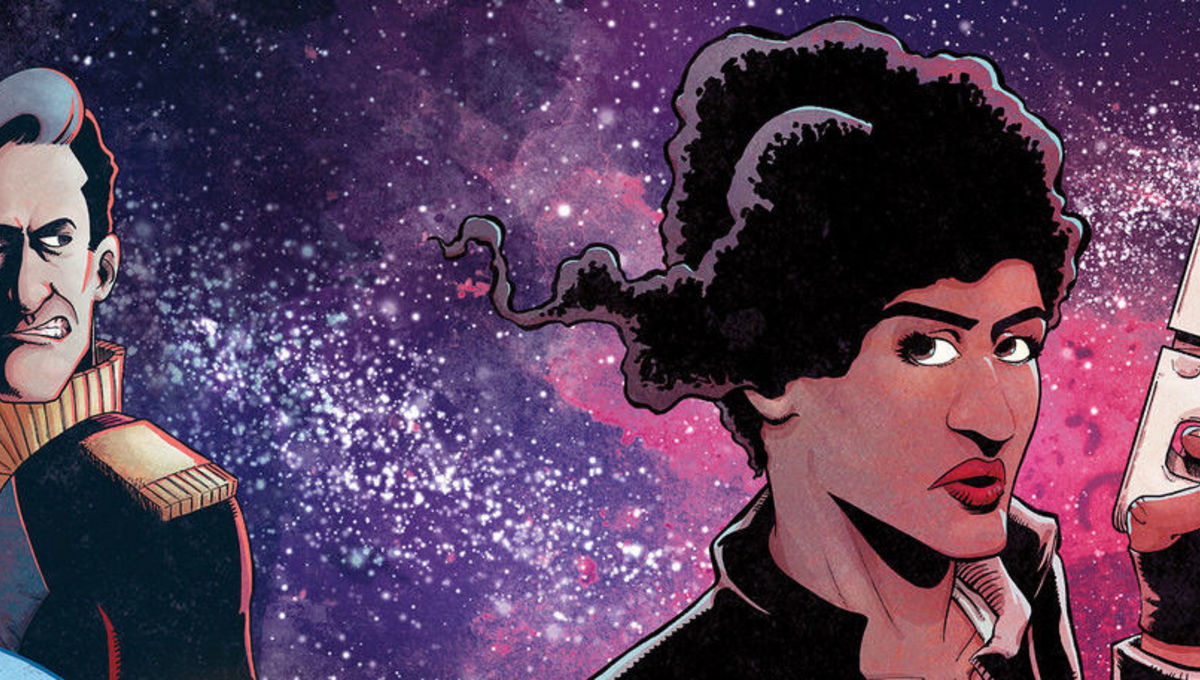 Space epic Vagrant Queen returns to Vault Comics in fall 2019