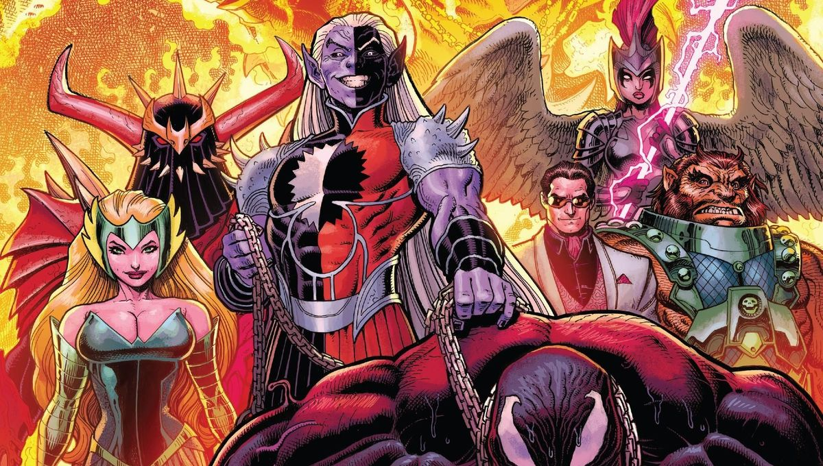 War of the Realms #4 claims two more heroes as the carnage rages on