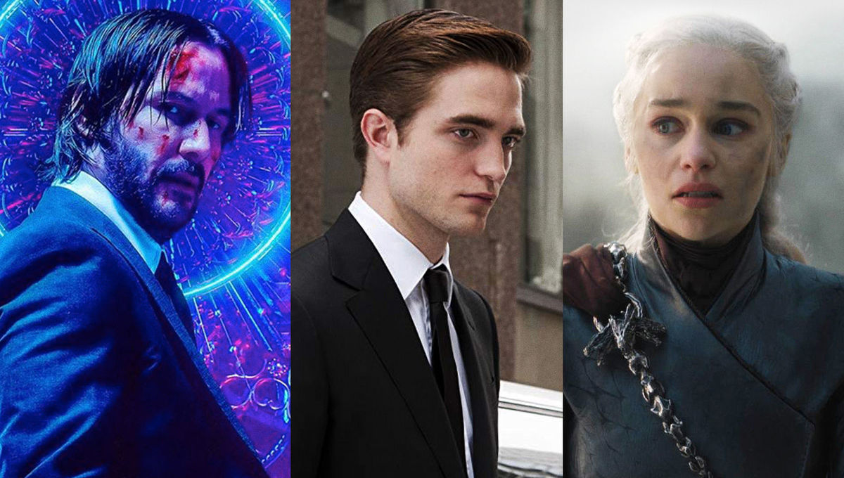 Who Won the Week Episode 180: John Wick: Chapter 3, The Batman, Game of Thrones