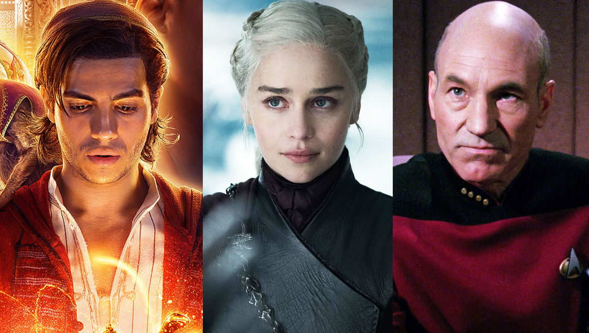 Who Won the Week Episode 181: Aladdin, Game of Thrones (R.I.P.), Star Trek: Picard