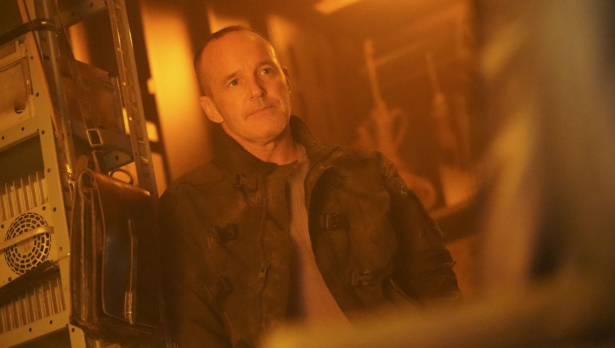 Wait, is Evil Coulson actually not evil in the latest Agents of S.H.I.E.L.D.?