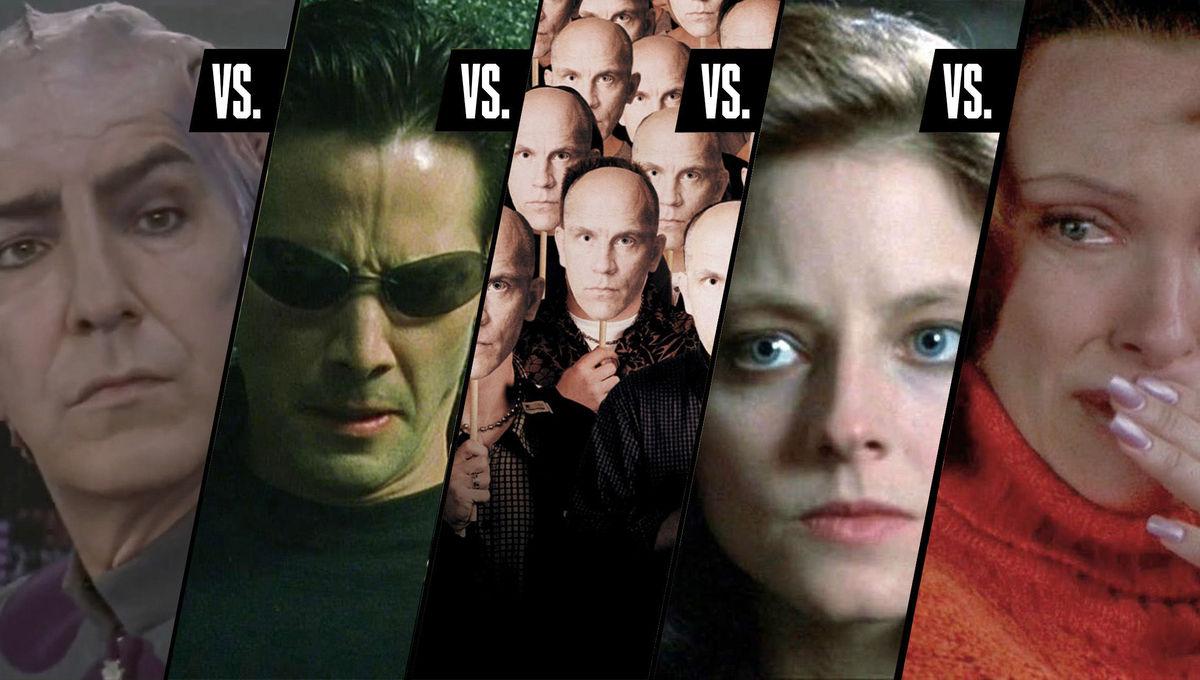 Debate Club: The 5 best '90s genre movie performances