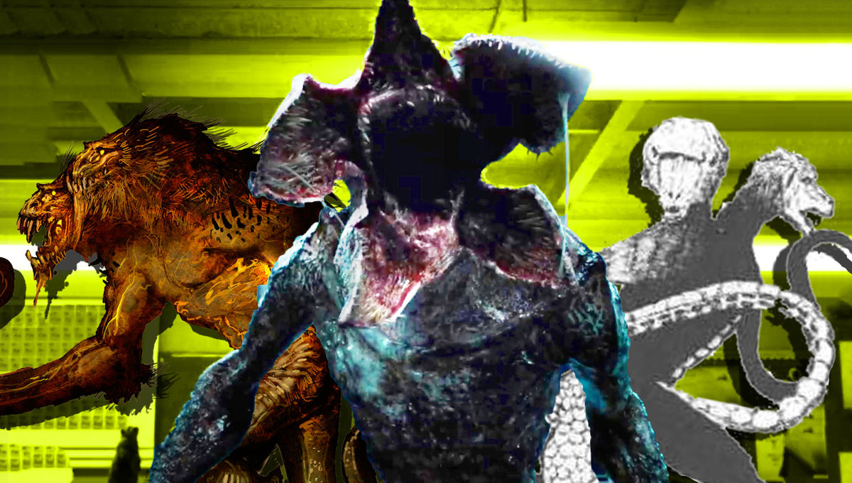 The demonic history of D&D's 'Strangest Thing,' the Demogorgon