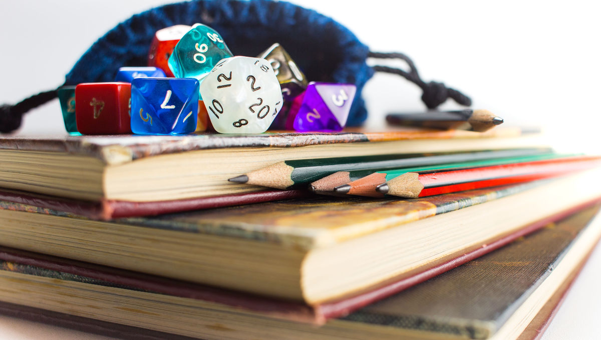 How Dungeons & Dragons helped me find peace