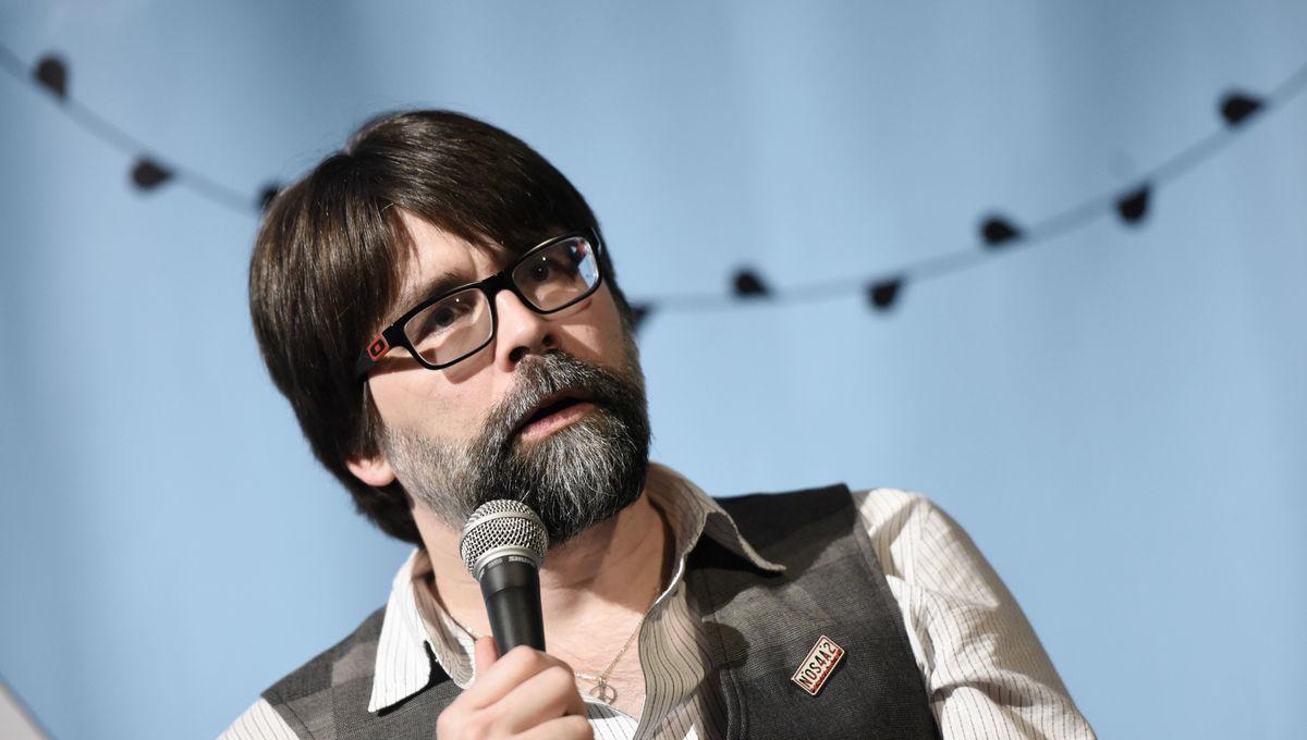 Joe Hill, son of Stephen King, launching horror-themed DC Comics line