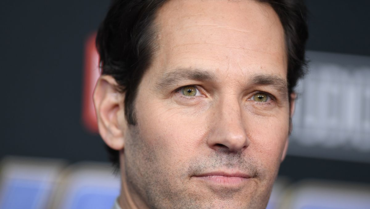Paul Rudd joins the Ghostbusters