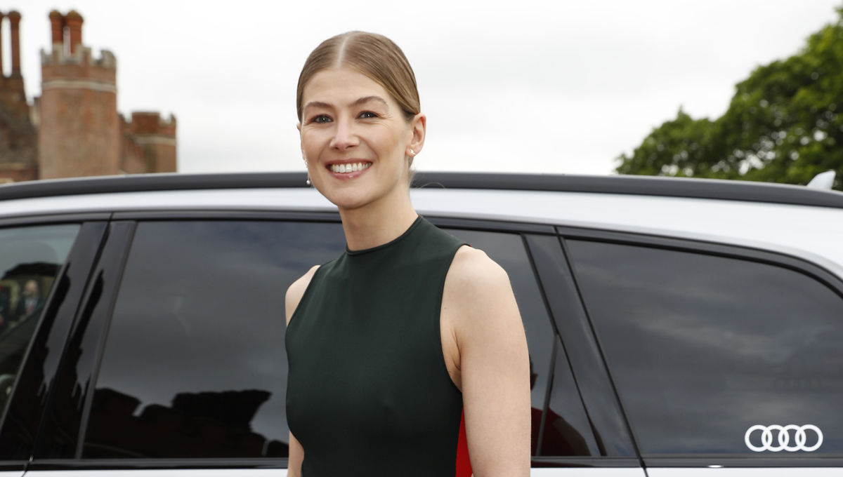 WIRE Buzz: Rosamund Pike to spin The Wheel of Time, Bill & Ted 3 finds villain, more