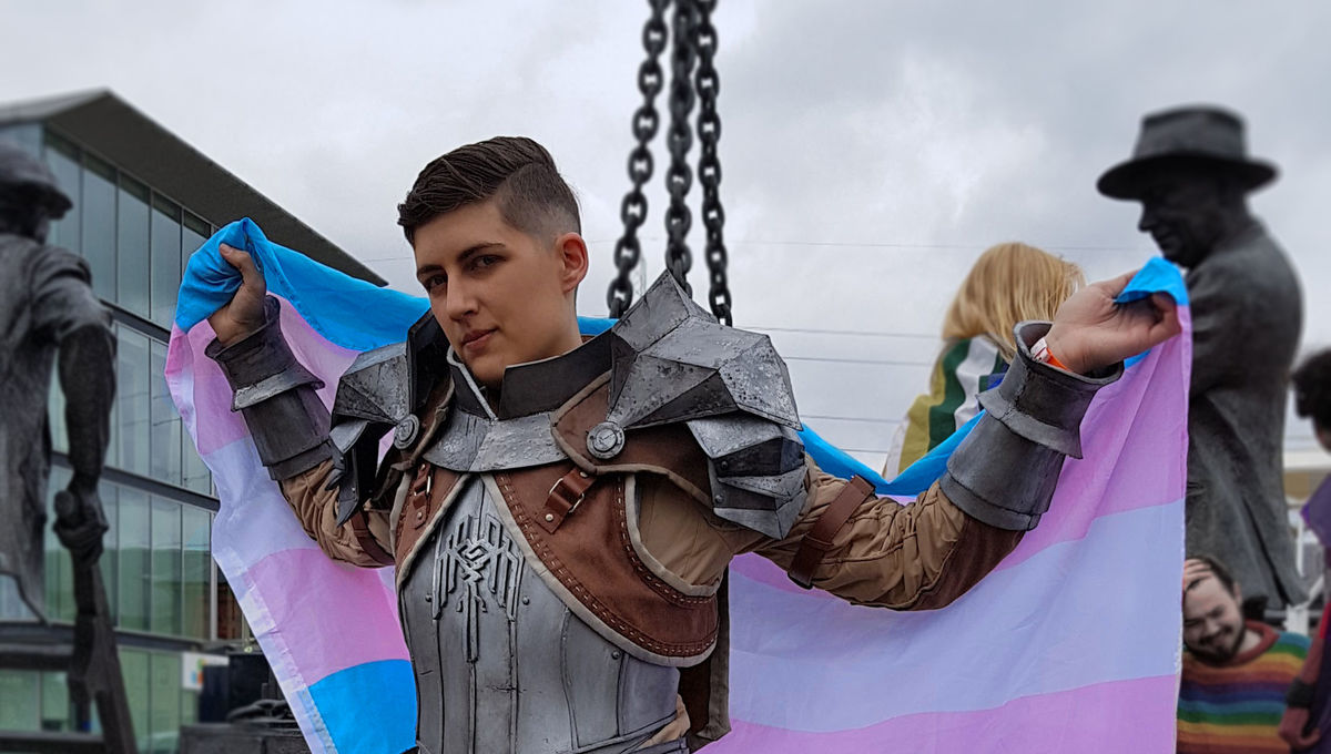 LGBTQ+ cosplayers reveal the queer video game characters they