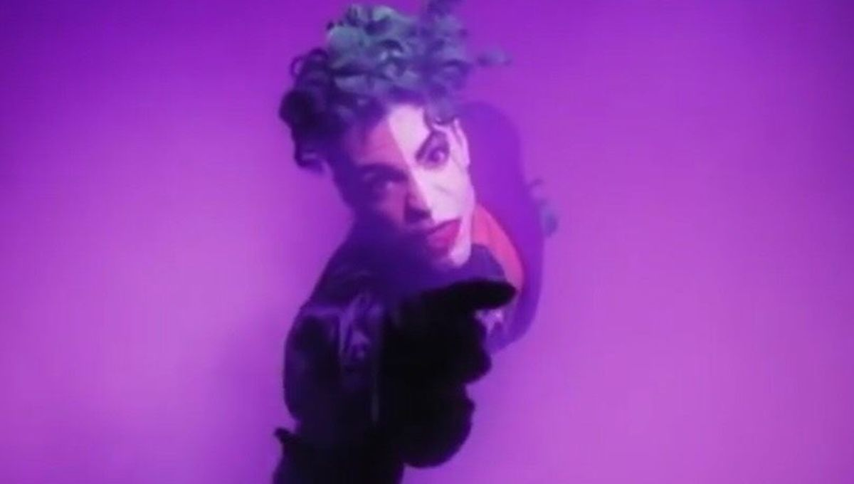 Chosen One of the Day: Prince's Batdance video