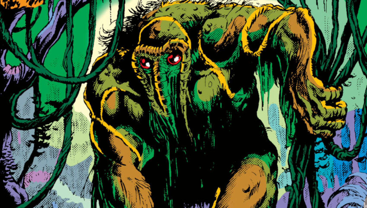 Dream Casting: Man-Thing