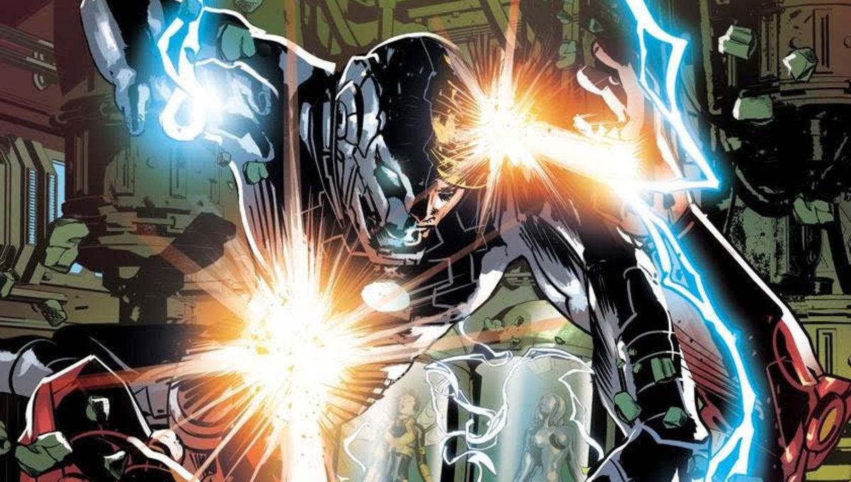 COMICS: Ultron Agenda; Phantasm to DCU; Scott Snyder revives JSA
