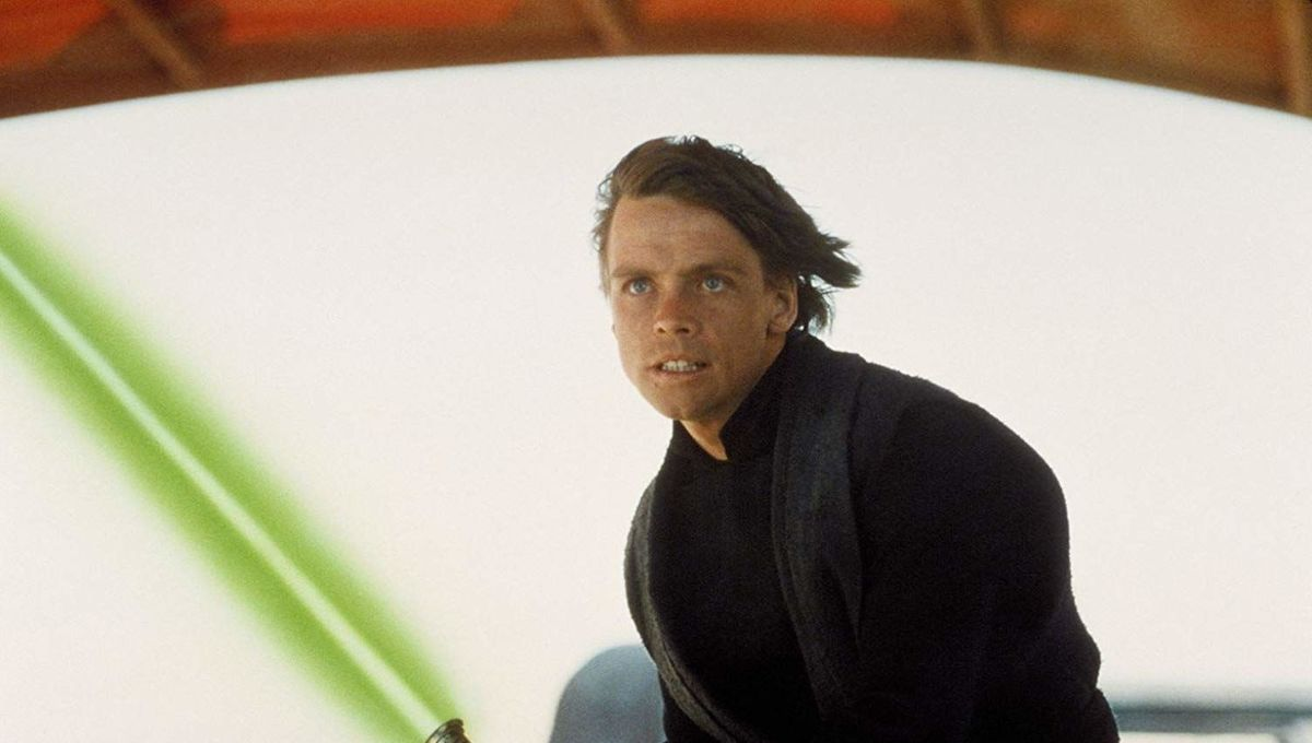 Chosen One of the Day: Mark Hamill as a golden god