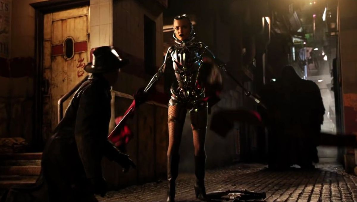 Exclusive Alita: Battle Angel clip dissects robotic assassin, Nyssiana