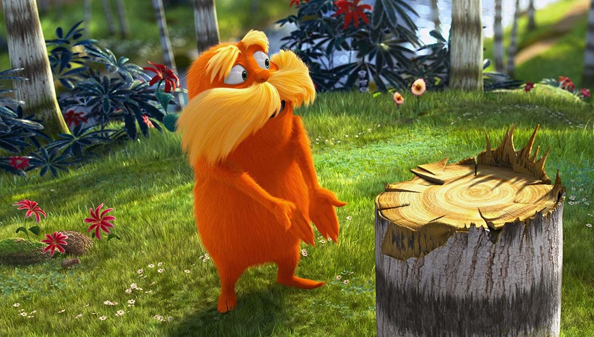California tree that inspired Dr. Seuss's The Lorax collapses