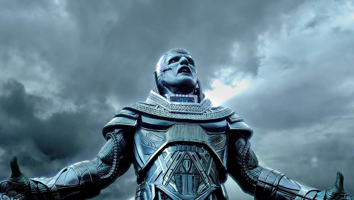 Yes, that's Oscar Isaac. 12 Days of X-Men Day 9: X-Men: Apocalypse (2016)