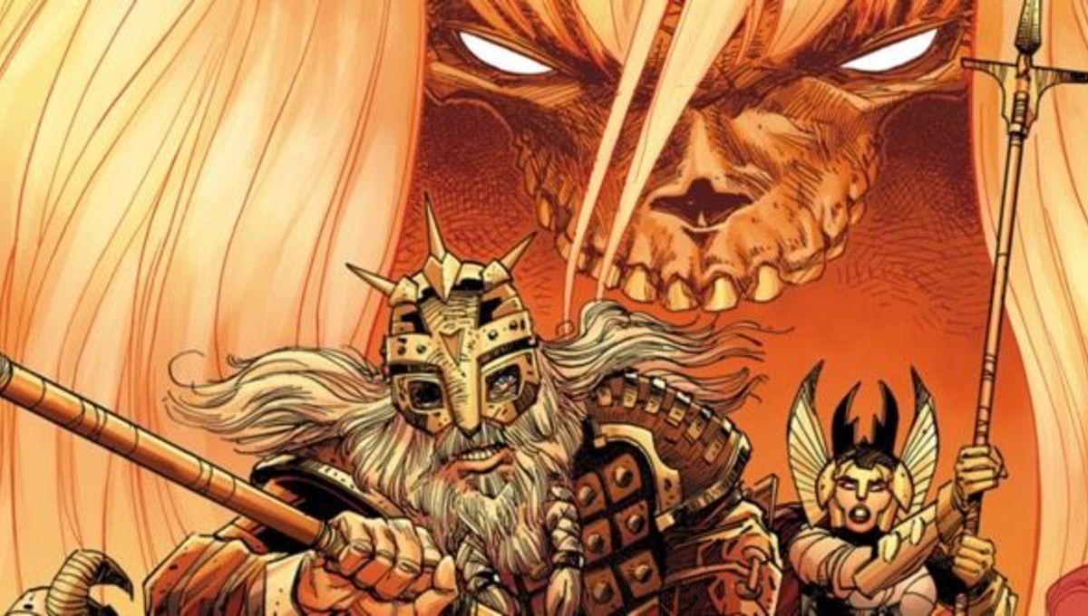 Comics icon Walt Simonson revisits the Nine Realms in new Ragnarok miniseries sneak peek