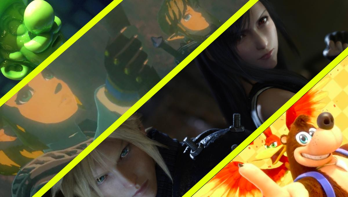 Final Fantasy VII and Legend of Zelda fanfiction help celebrate big E3 news