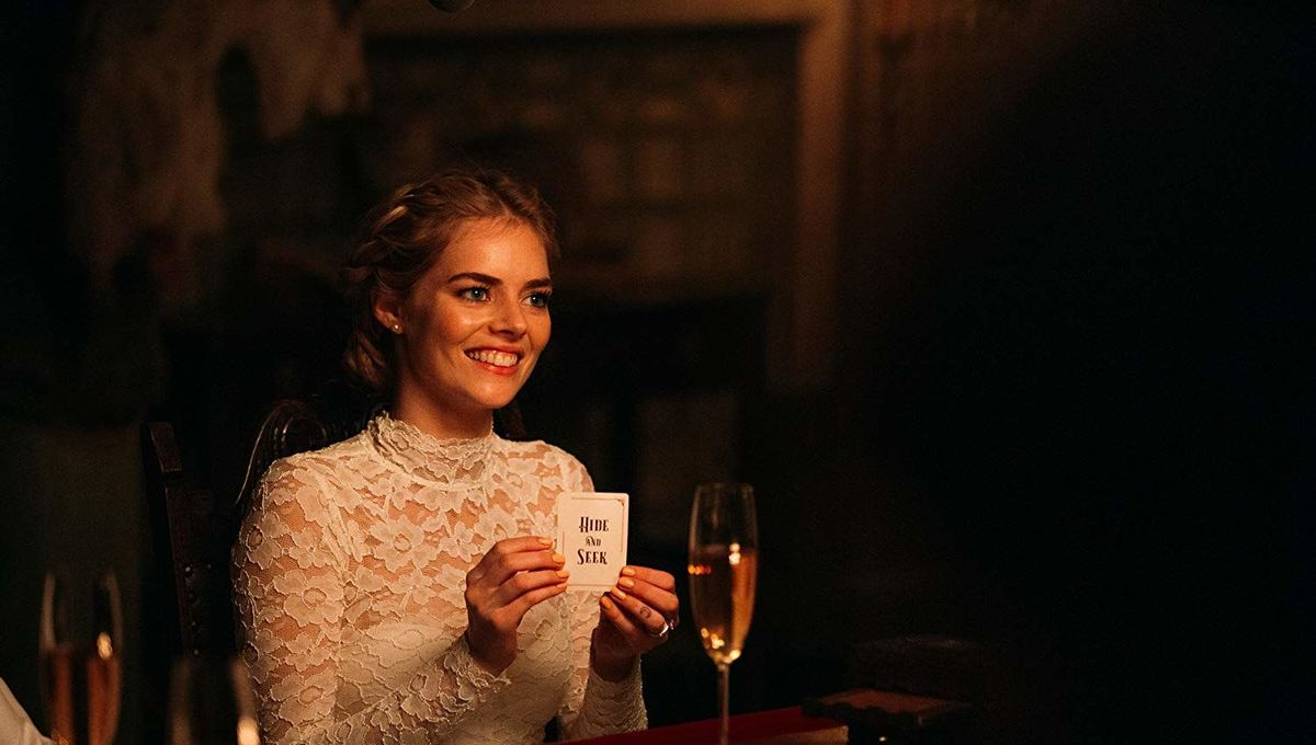 Samara Weaving on Ready Or Not, scream queens, and clocking Andie