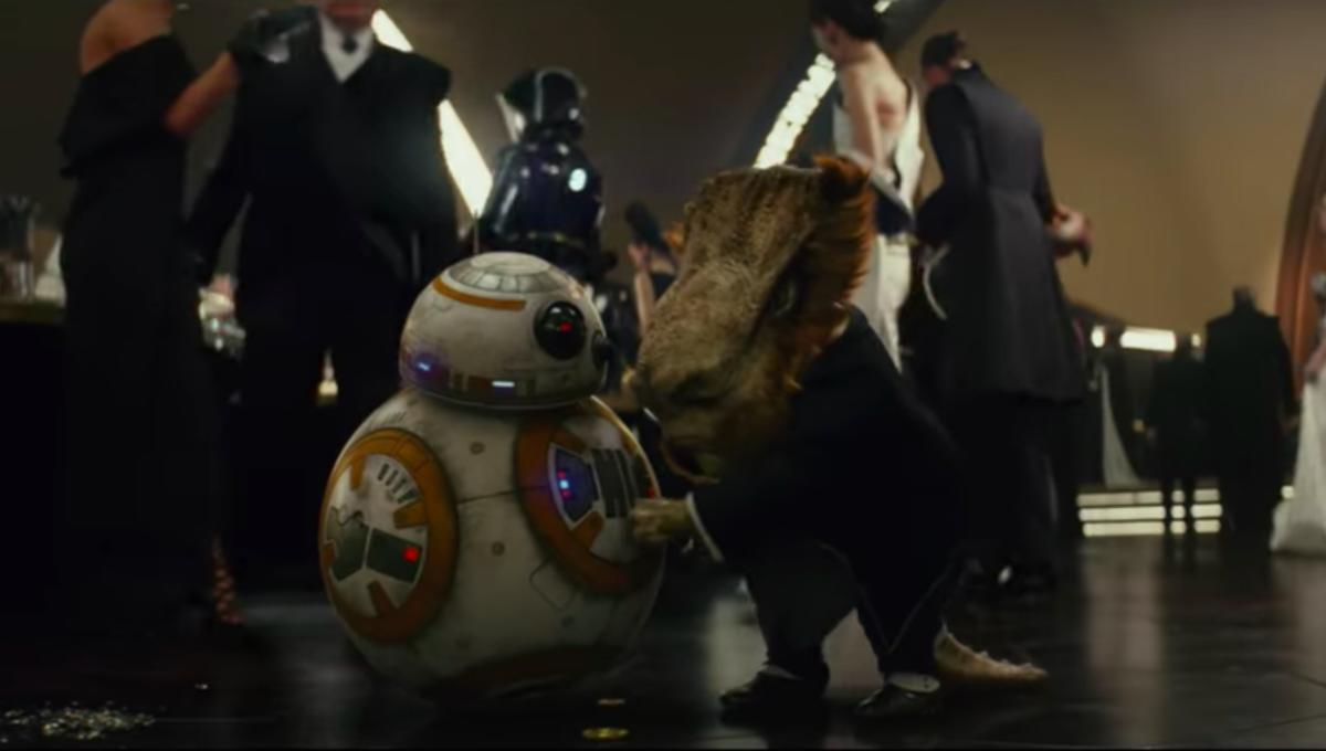 Mark Hamill Had Two Roles In Star Wars Episode Viii The Last Jedi