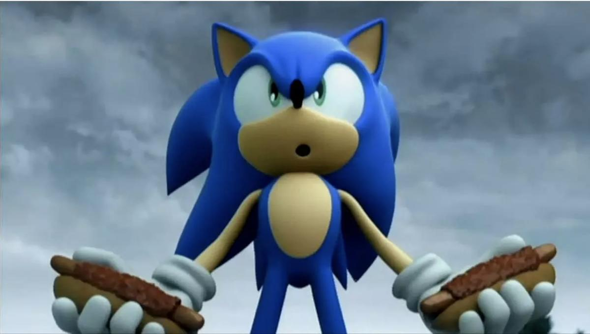 Science Behind the Fiction: How many chili dogs would Sonic have to eat to maintain his metabolism?