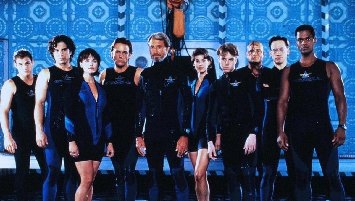 Why seaQuest DSV is the ultimate '90s sci-fi show