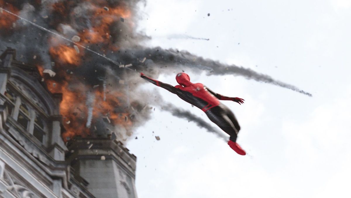 Kevin Feige explains why Spider-Man: Far From Home wraps up MCU's