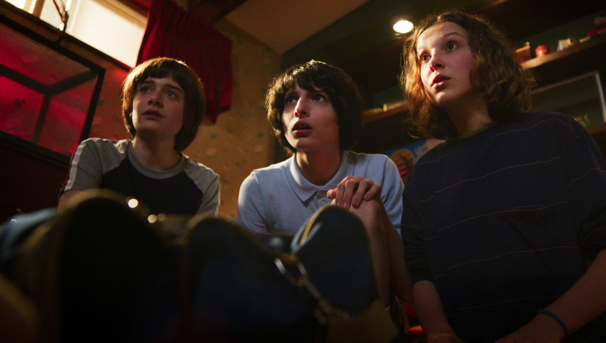 Find out what critics are saying about Stranger Things 3 on Netflix