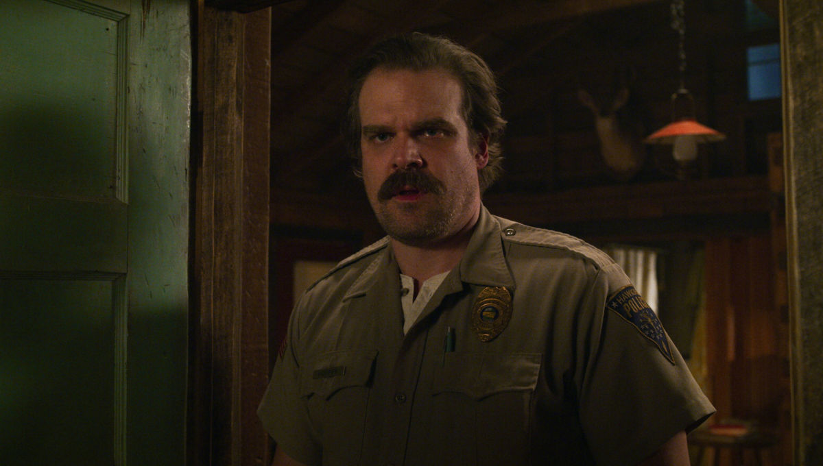 David Harbour praises S3 finale of Stranger Things on Netflix