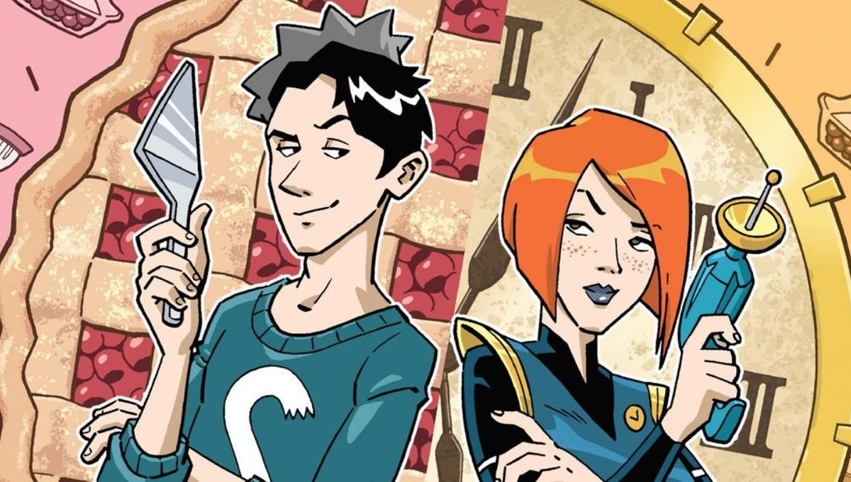 Indie Comics Spotlight: Sina Grace on Jughead, mutant drag queens, and ghost sex