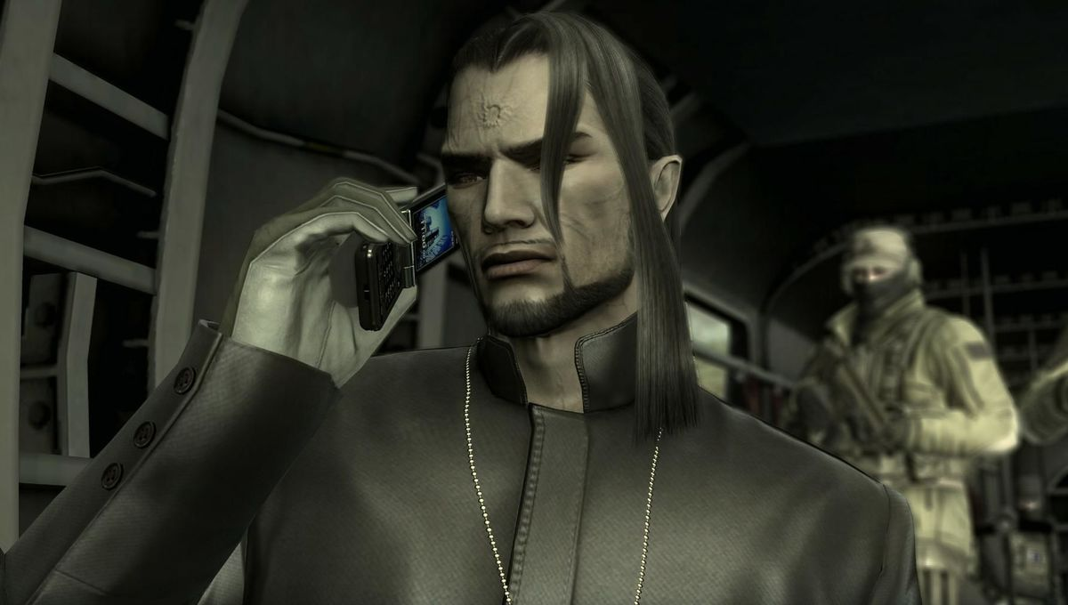 The queer characters of Metal Gear Solid
