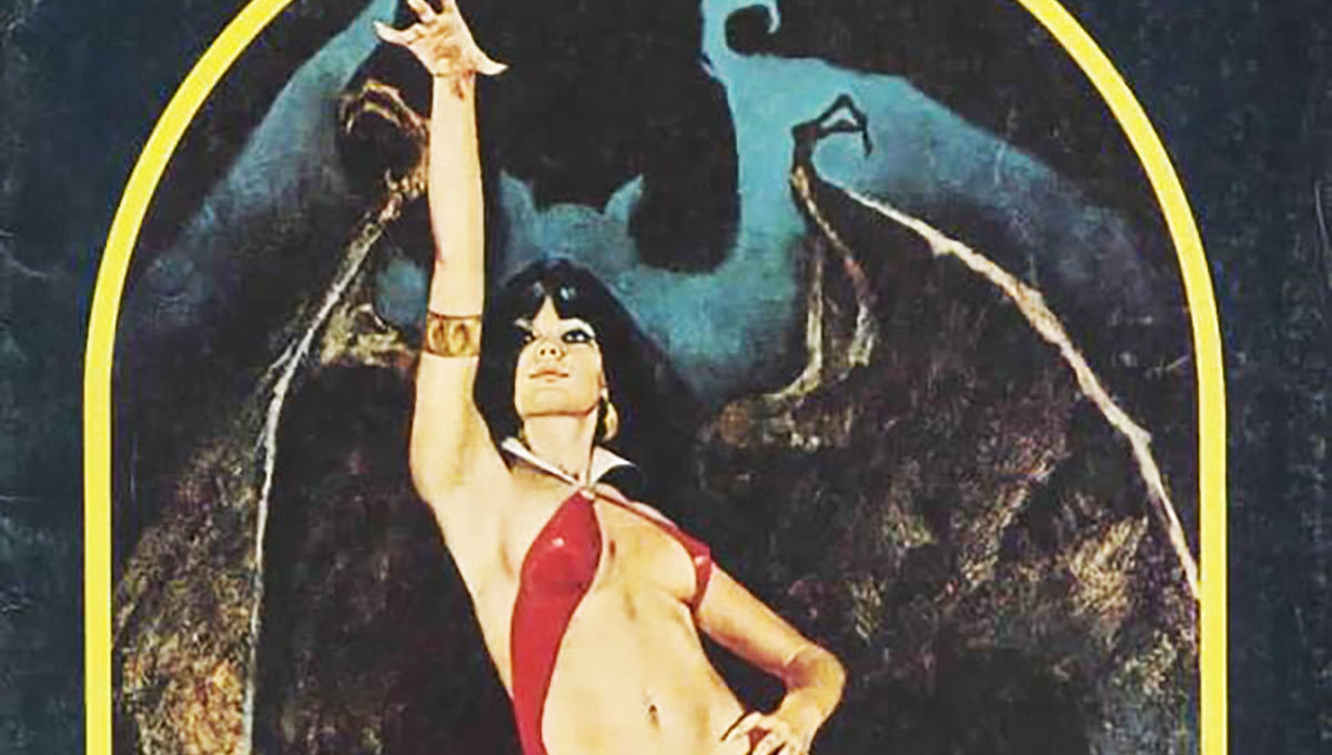 A pull list for the legacy of Vampirella