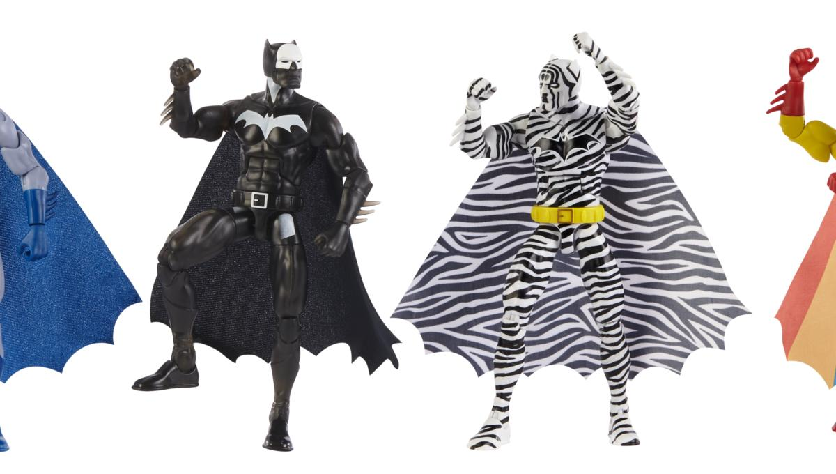 Important Toy News: Batman is now a fashion icon and a new '80s arcade is revealed