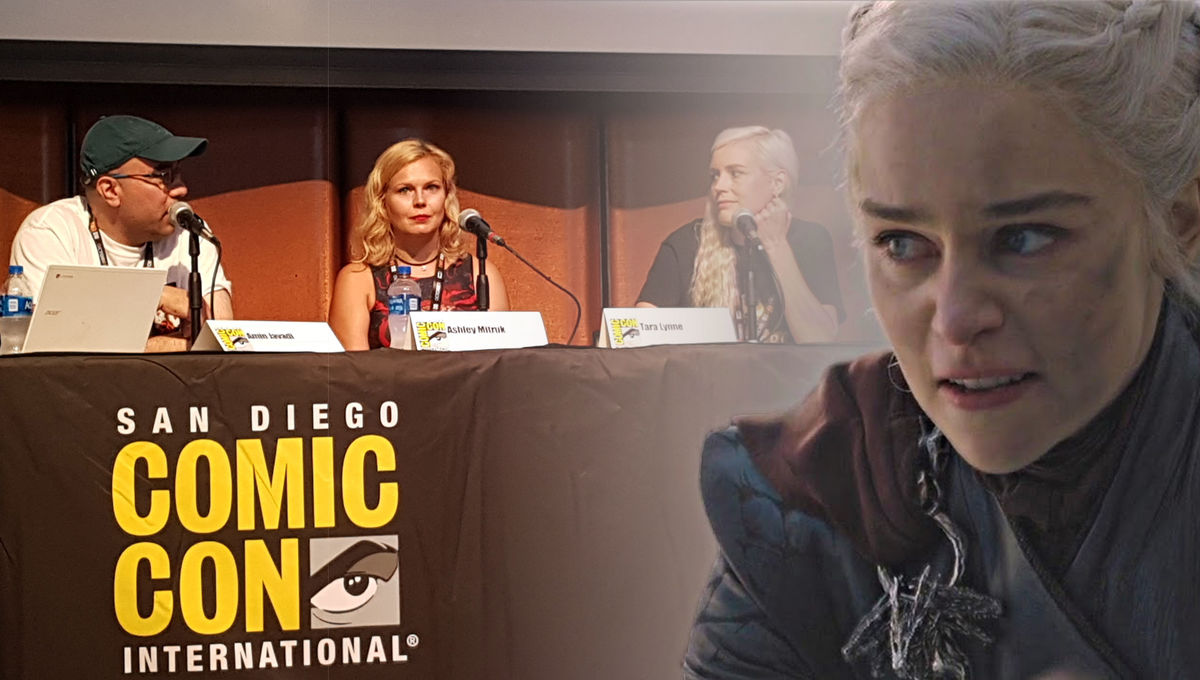 Game of Thrones fans air their grievances about Season 8 at SDCC 2019