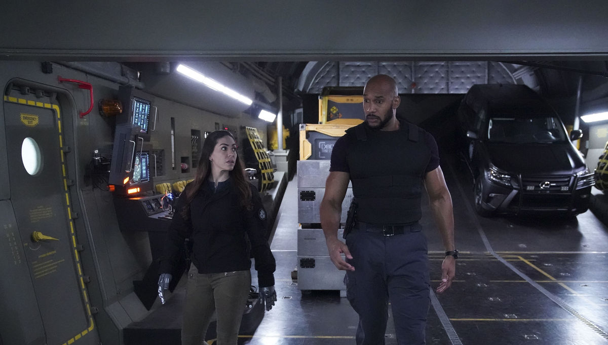 The Shrike threat comes to a head in the latest Agents of S.H.I.E.L.D.
