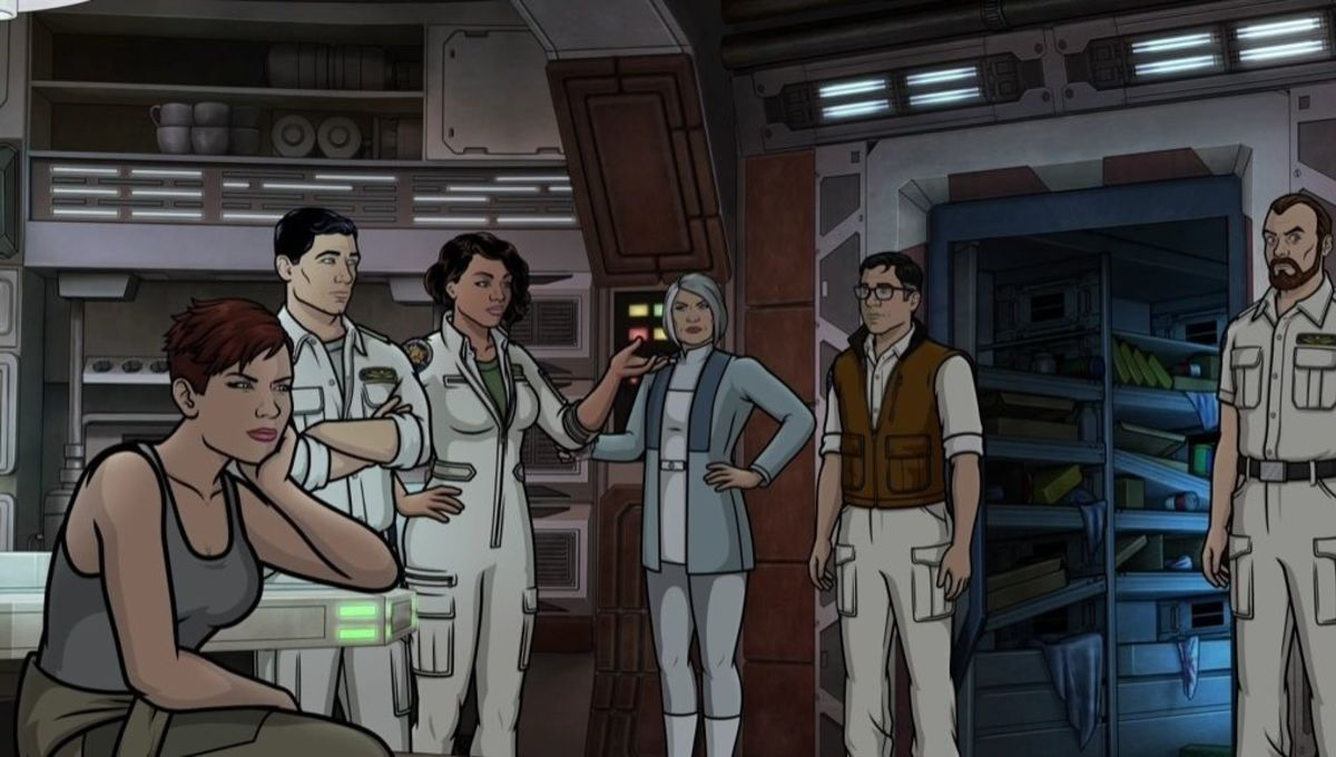 SDCC: Archer renewed for coma-kicking Season 11