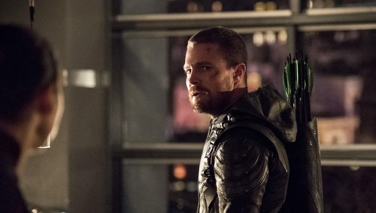 Arrow cast tease final season, Kingdom Come Superman in Crisis event