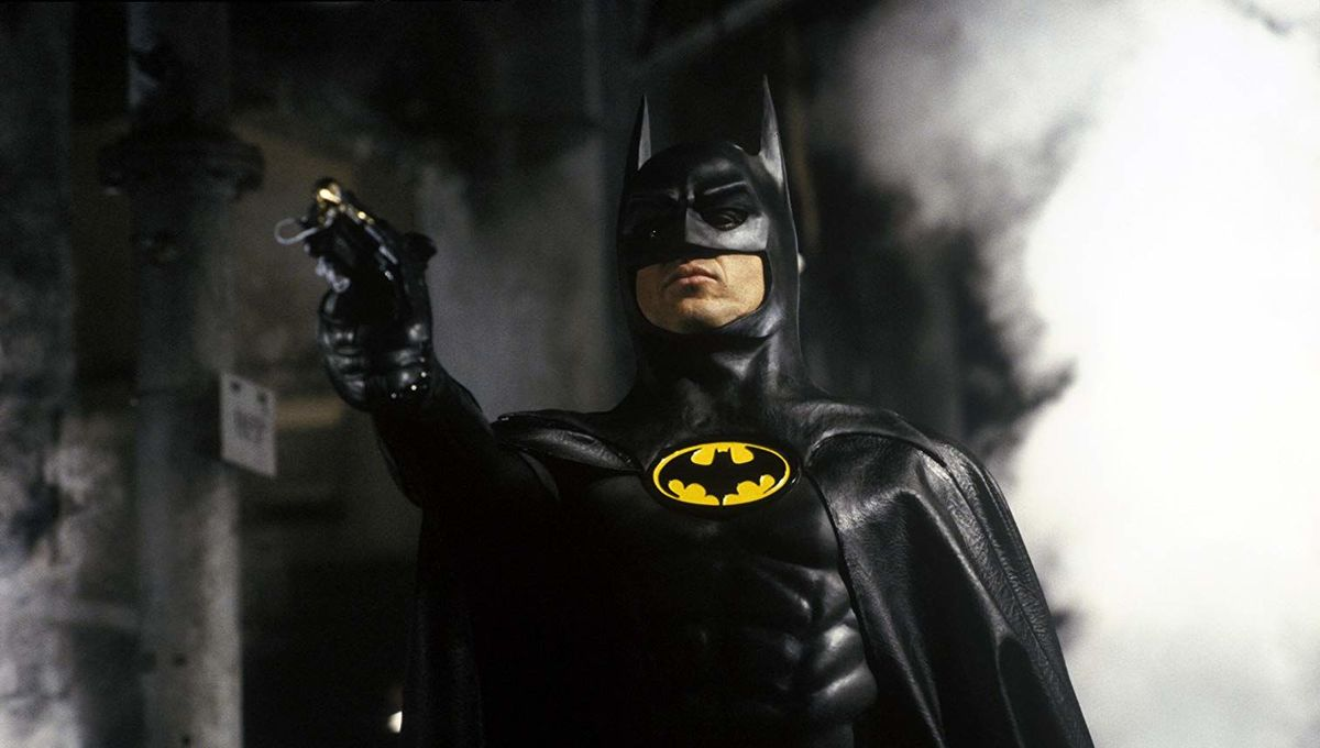 Mark Hamill voiced a DVD extra for 1989's Batman, and watched it for