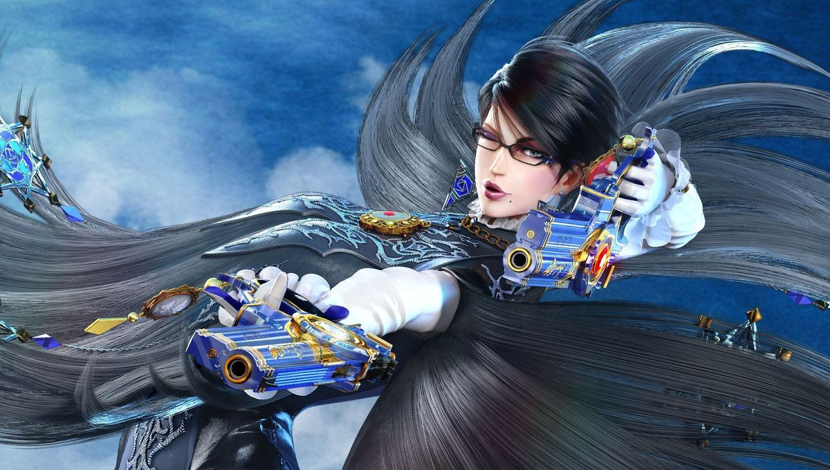 Bayonetta uses body confidence to combat heaven and hell