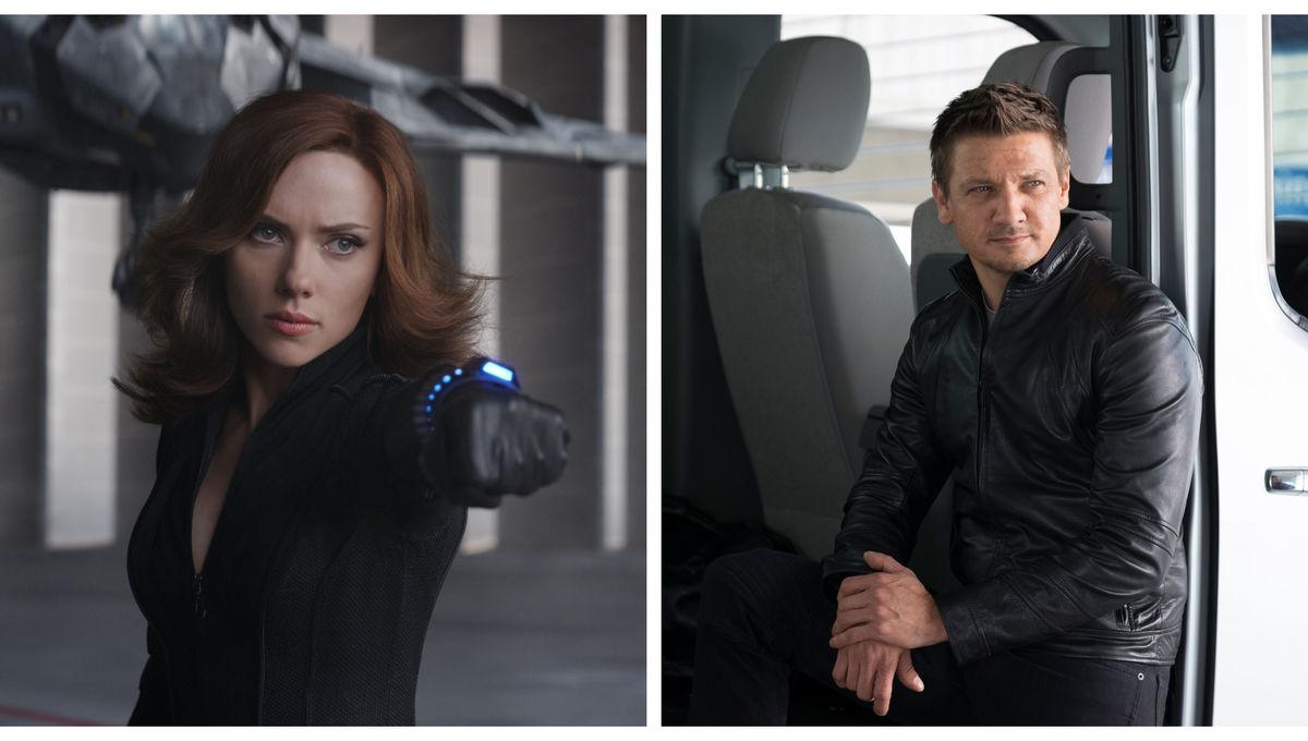 Is the Black Widow movie targeting a Hawkeye cameo? Scarlett