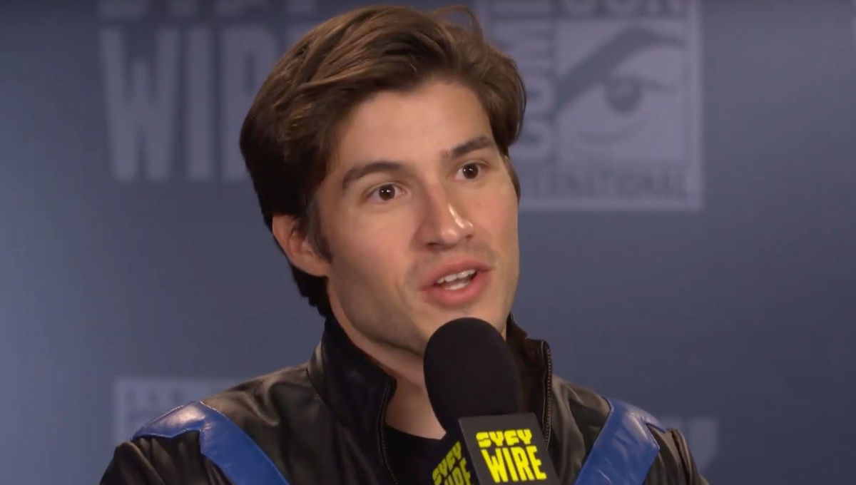 Krypton's Cameron Cuffe on the best Superman stories