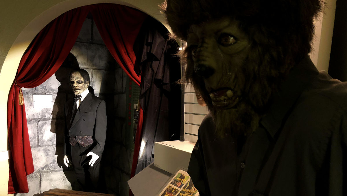 Geek Road Trip: Visit the world famous Monster Museum, if you dare