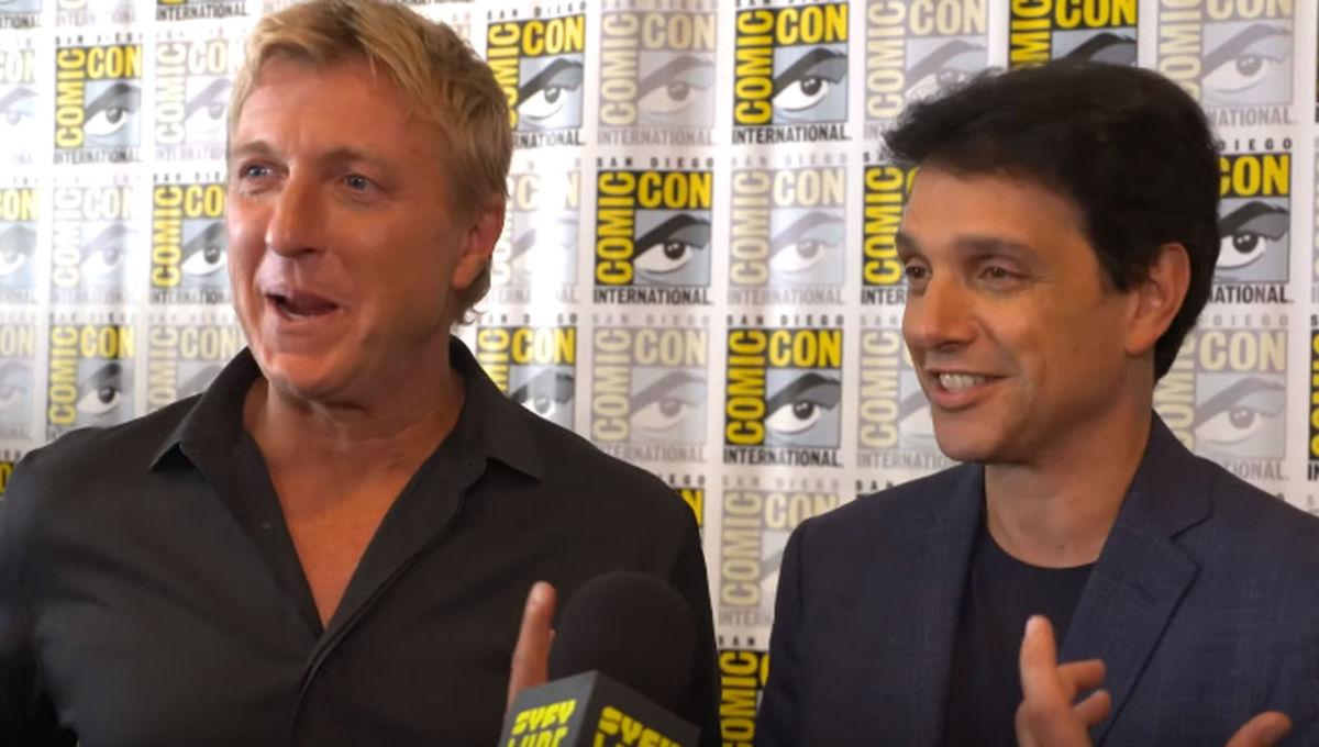 SDCC 2019: Cobra Kai cast talks Season 3 and more