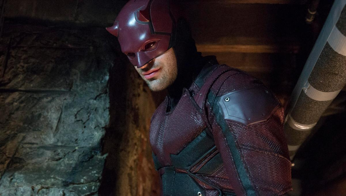 Misty Knight's arm, Daredevil's suit up for grabs in Prop Store's Marvel TV auction