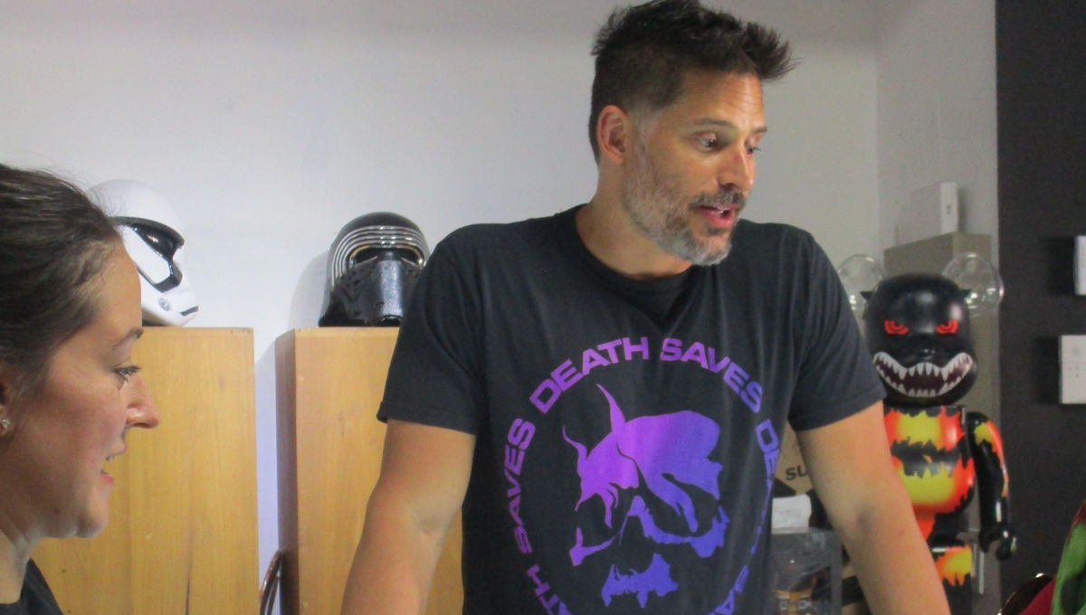 Dungeons & Dragons and Joe Manganiello take over the BAIT store during San Diego Comic-Con