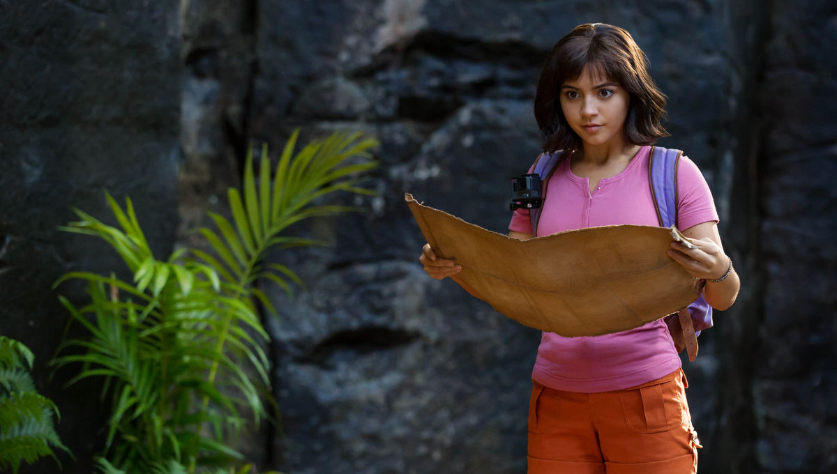 Dora and the Lost City of Gold: Swiper slinks into second, self-aware
