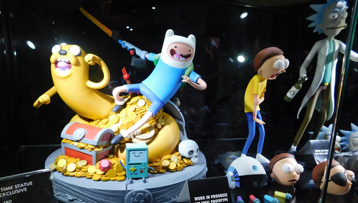 The top 10 best toy booths at SDCC 2019
