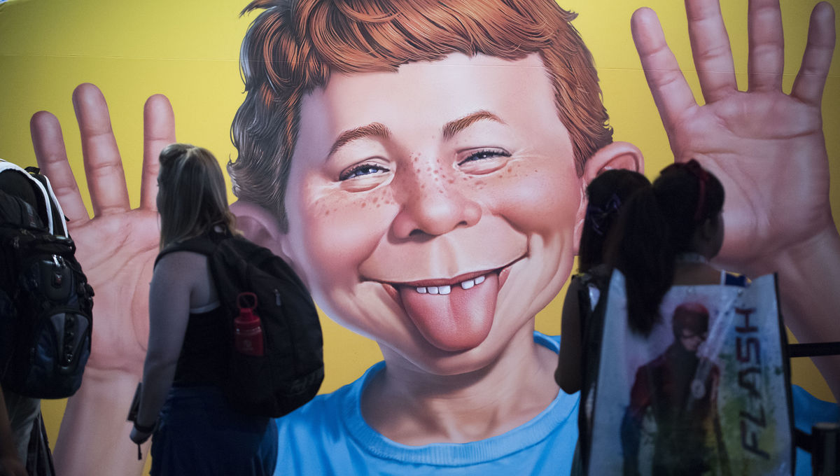 What, me worry? MAD Magazine is ceasing regular new content after 67 years