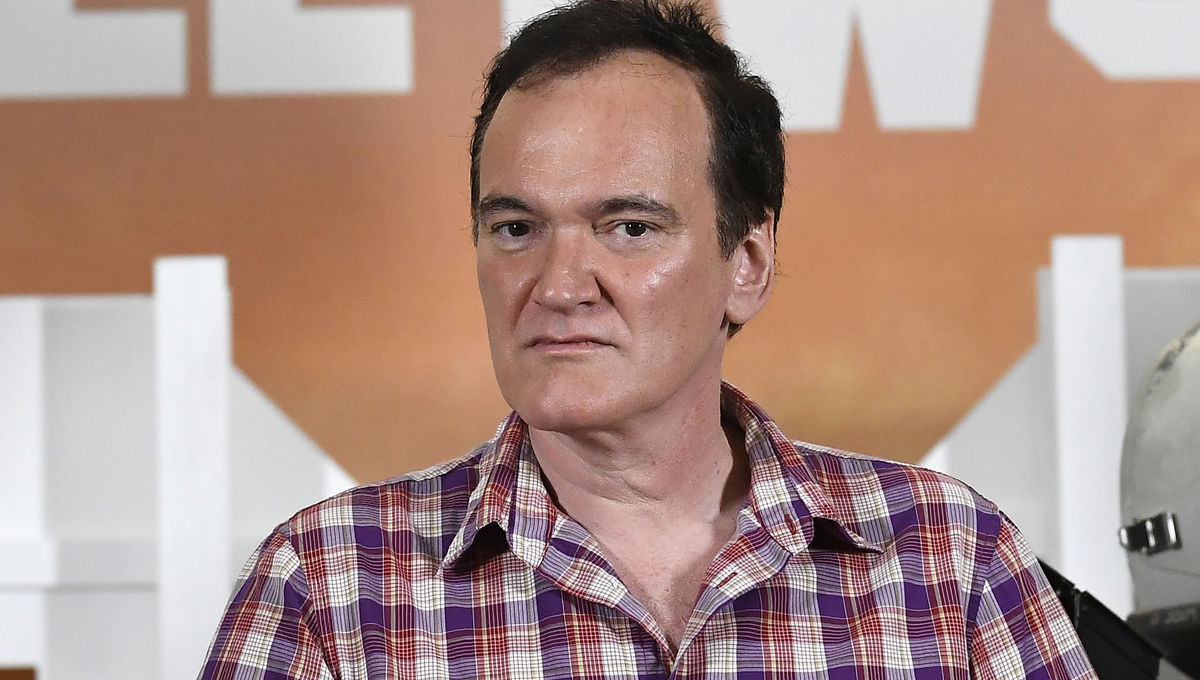 Quentin Tarantino refutes Simon Pegg, says his Star Trek film will actually be 'Pulp Fiction in space'