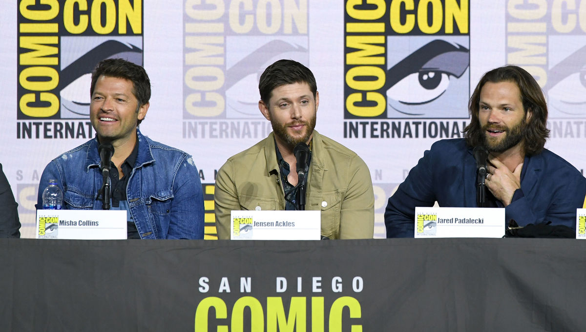 Read This Fanfiction SDCC 2019 edition: His Dark Materials, Supernatural, Marvel, and more