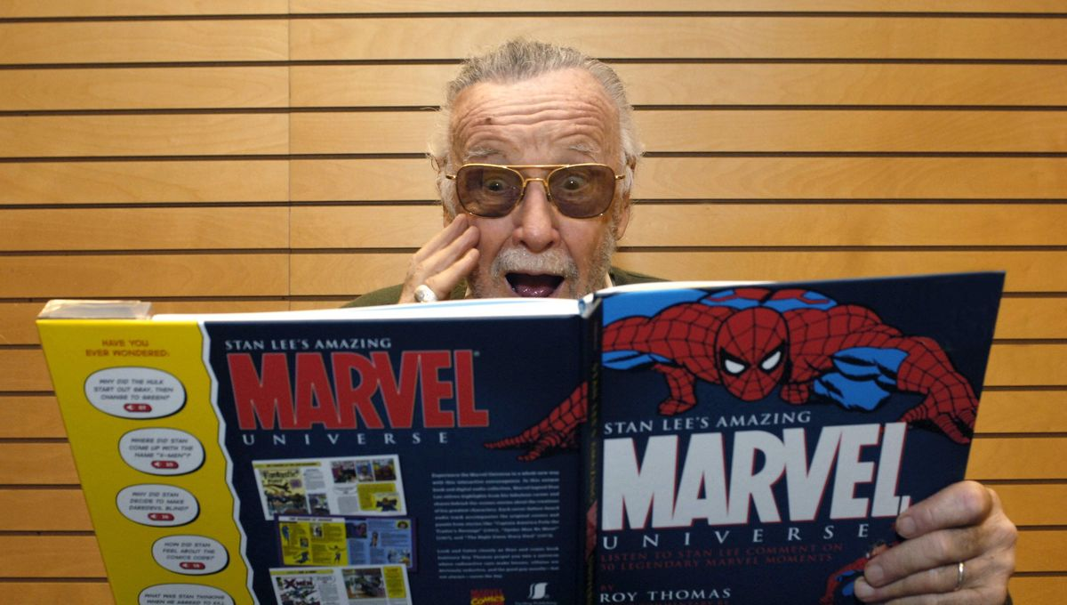 WIRE Buzz: NY names street after Stan Lee; Mike Judge talks Beavis &